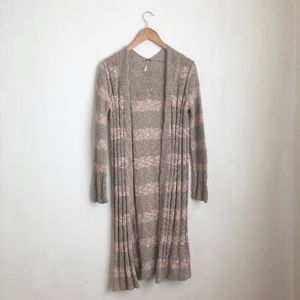 free people sweater size:S comfy cardigan knit